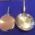 fully polished pan
