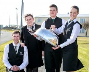 Group Shot Ireland Skills Competitors